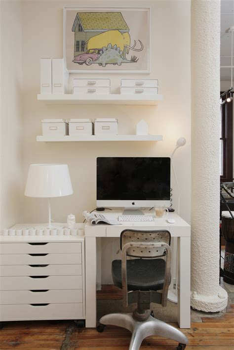 Small Desk Ideas Diy by 57 Cool Small Home Office Ideas Digsdigs