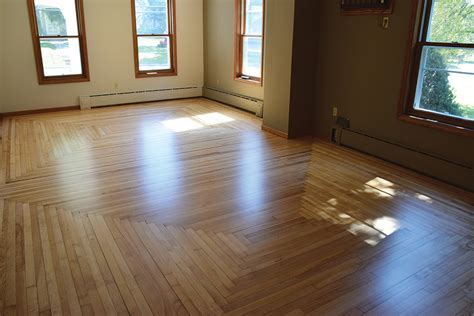 Five Tips When Resanding Super Hard Old Maple Flooring