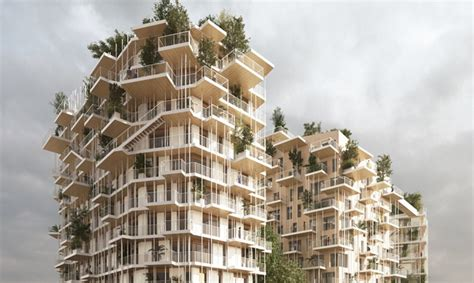 bordeaux canopia tower      tallest timber
