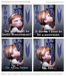 Do You Want to Build a Snowman? - Frozen Photo (36775798 ...