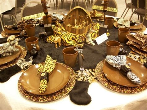 ideas for christmas decorting for south africa at school 20 mottoparty ideen f 252 r eine feier im afrika stil
