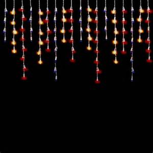patriotic icicle lights