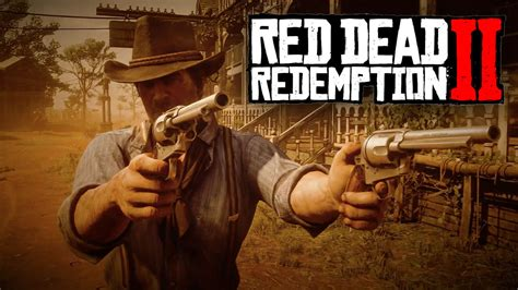 red dead redemption  official gameplay trailer