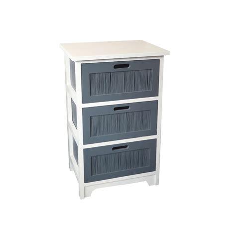 meuble tiroir chambre blanc raliss com