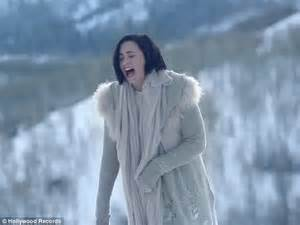 Demi Lovato Cries On Utah Mountain In 39the Most Emotional