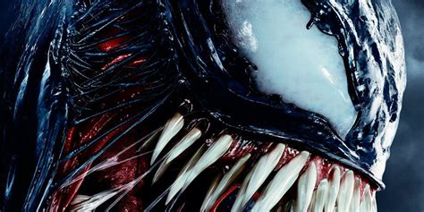 Venom Japanese Movie Poster Is More Terrifying Than The