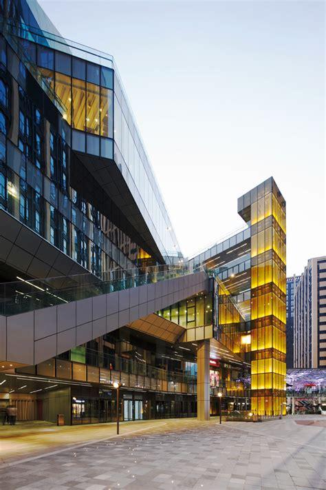 fuzhou wusibei thaihot plaza  spark architects china