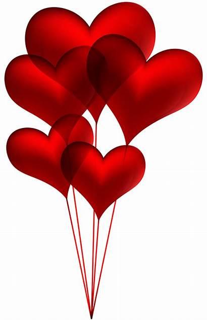 Heart Clipart Transparent Balloons Clip Banner Balloon