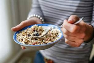 weight loss tips cereal before bed