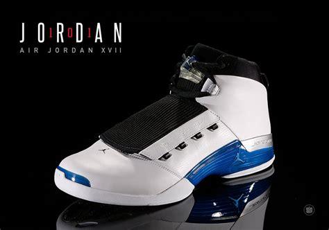Jordan 17  Complete Guide And History Sneakernewscom