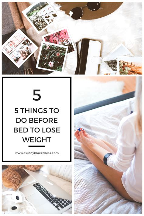 bed  lose weight