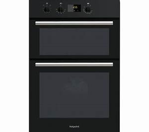 Hotpoint Electric Double Oven Built In Graded