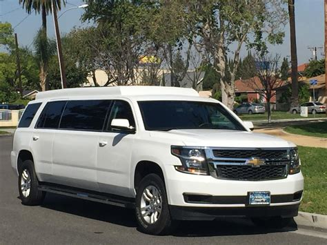 chevrolet tahoe  sale ws   sell limos