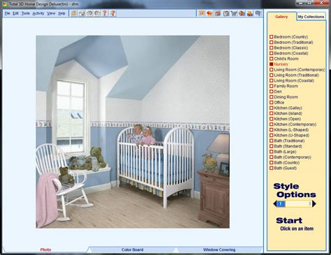 total  home design deluxe individual software