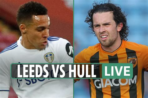 Leeds vs Hull LIVE SCORE: Latest updates from Carabao Cup ...