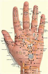 Hand And Foot Reflexology Meridians  U2013 What Are They And