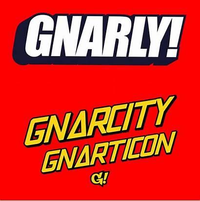 Gnarly Behance