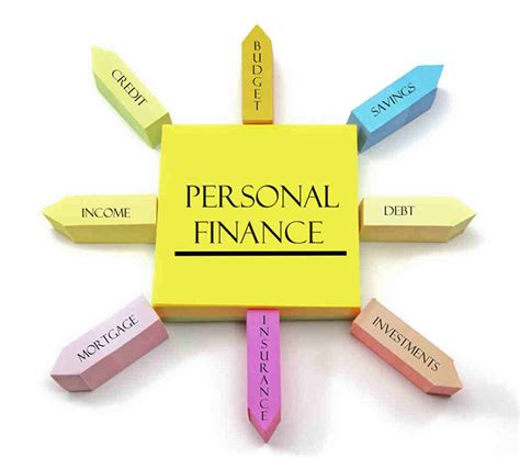 personal finance chart personal finance and you