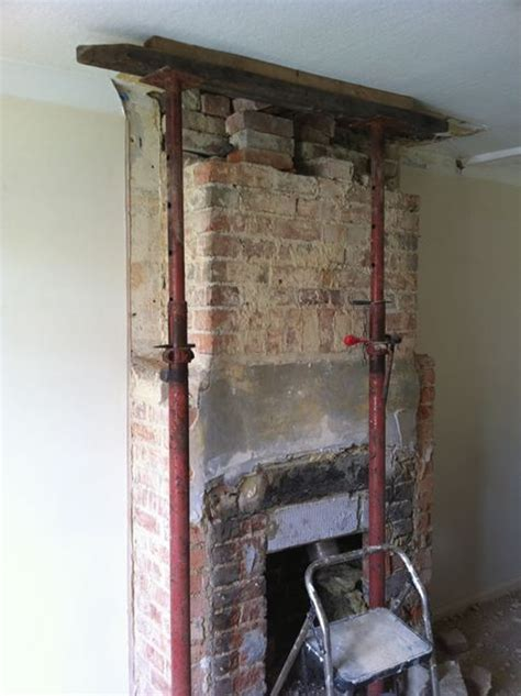 chimney removaladvice ground floor  mid terrace