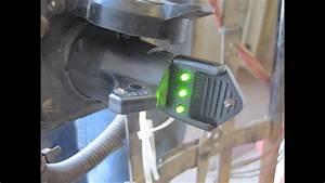 4 Pin Flat Trailer Light Tester Led Display Dust Cap Too