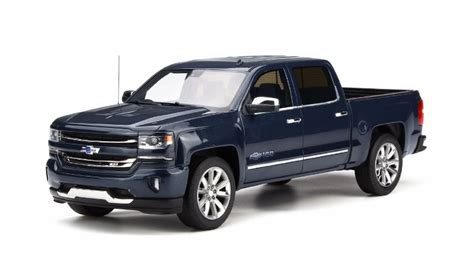 silverado centennial edition  gt spirit resin model