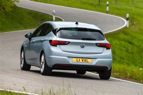 new opel astra 2020 facelifted 2020 opel vauxhall astra breaks cover with