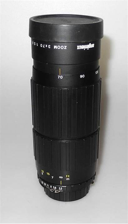 Nikon Angenieux Etat Bel 210mm French Camera