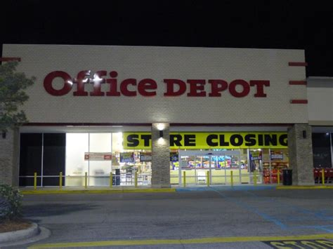 OfficeMax / Office Depot, 252 Harbison Boulevard: 16 June ...