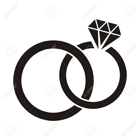 wedding ring graphic wedding ring clipart free download clip art carwad net