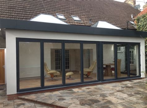 Bungalow Mit Ausgebautem Dach by Image Result For Bungalow Flat Roof Extension Rear
