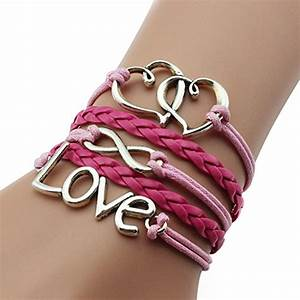 Leather Multilayer Bracelet I Trendy Leather Wrap Charm ...