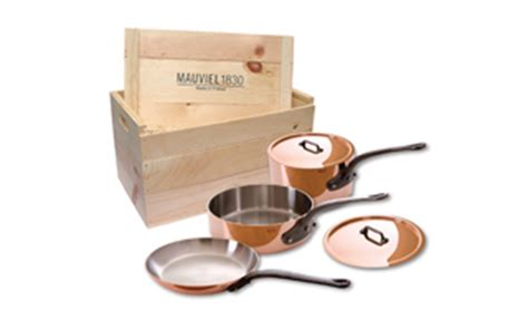 copper cookware brands mauviel  clad ruffoni