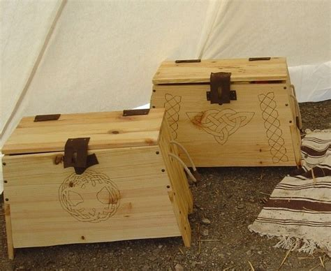 image result  wooden viking chest wood projects