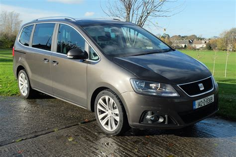 family car review seat alhambra  diesel automatic