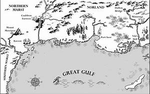 The Map, A Window Into a Fantasy World   Kathrese McKee