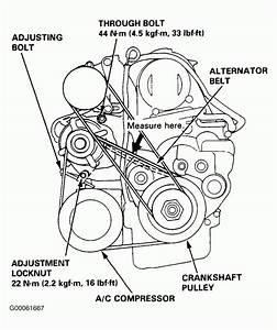 2008 Honda Accord Engine Diagram Alternator