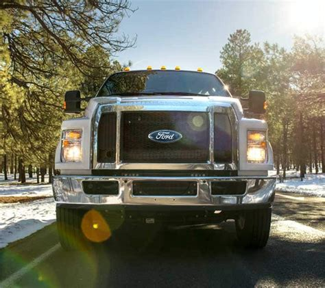 2019 Ford F 650 F 750 by Camions Ford 174 F 650 Et F 750 2019 Camions Commerciaux