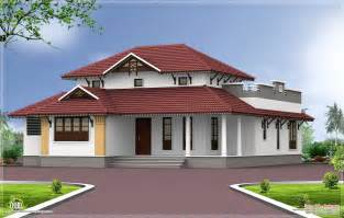 single house designs single storey home exterior in 1650 sq home kerala plans