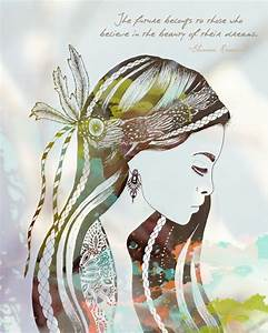 Bohemian Girl- ... Free Spirit Girl Quotes