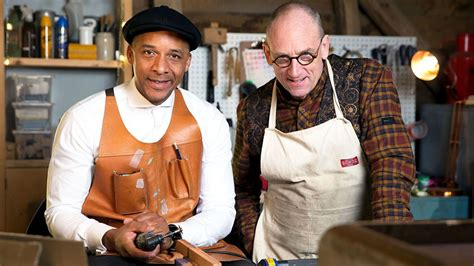 will kirk jay blades bbc two the repair shop series 1 episode 3