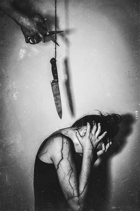 horror artists  photographers  exploring mental