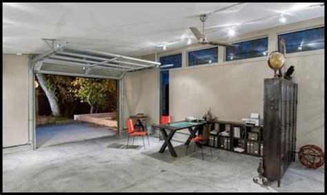 Turning Your Garage Into A Home Office Space  Small Biz Daily