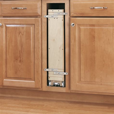 6 inch kitchen cabinet rev a shelf 3 tier pull out base organizer 5 quot wood 448 bc 5c cabinetparts 3928
