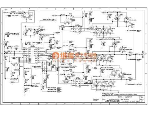 Ddr Computer Motherboard Circuit Diagram