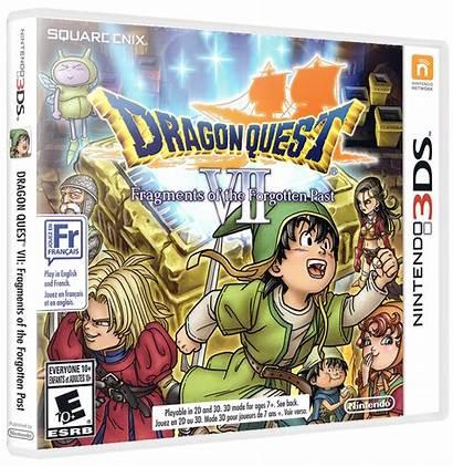 Dragon Vii Quest Forgotten Past Fragments Launchbox