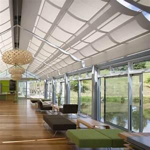 Store De Veranda Interieur : store pour v randa velum de v randa sur mesure ~ Voncanada.com Idées de Décoration