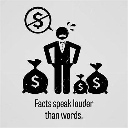 Speak Louder Words Than Facts Vector Actions