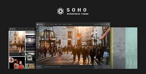 photography videography wordpress theme soho