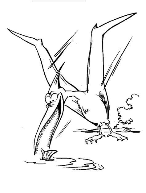 Dinosauro Volante Dinosauro Volante Disegno Da Colorare Disegni Da Colorare