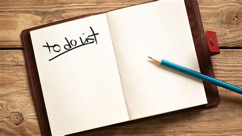 Tips For The Listmaker In You From Brain Dump To